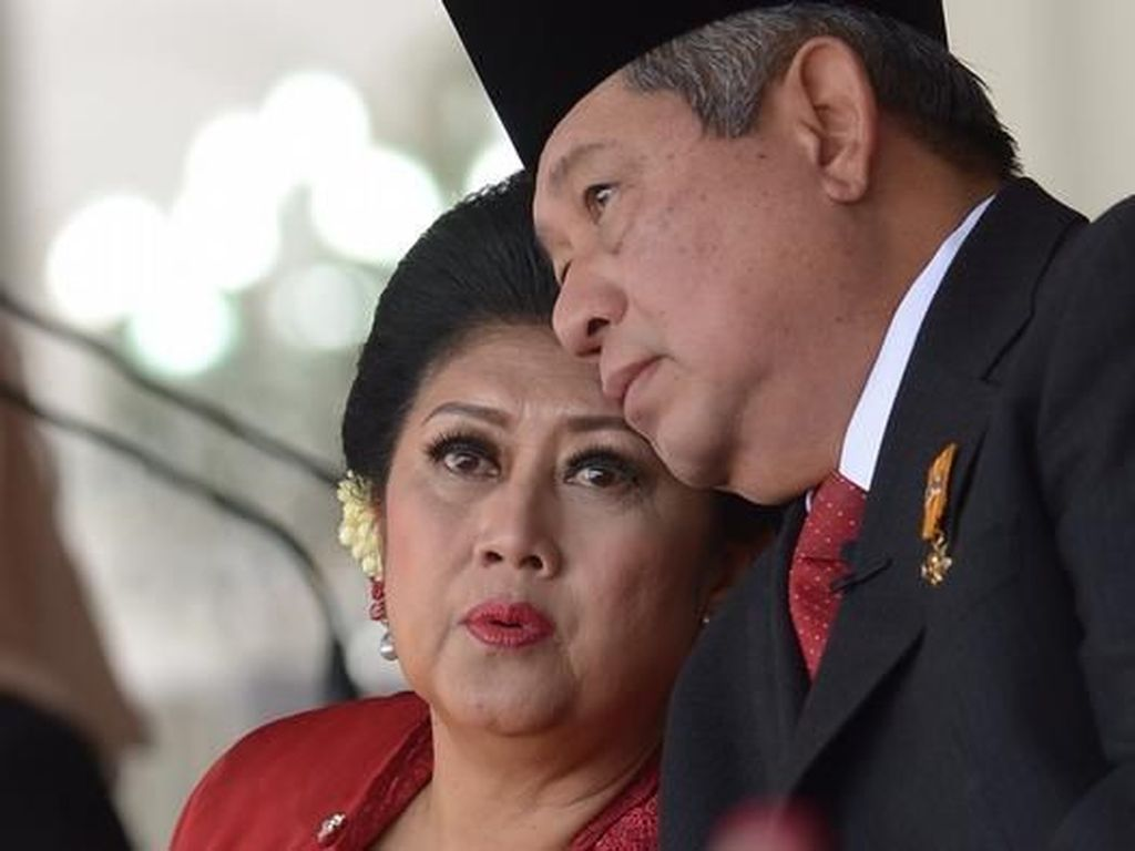 Perjuangan Ani Yudhoyono Strong Woman Lawan Kanker Darah