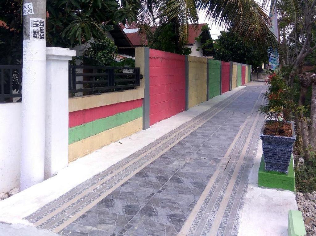 Desa Kumuh di Aceh Disulap Jadi Rapi
