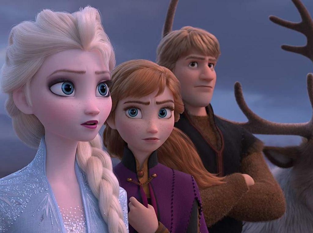 Frozen 2 Pecahkan Rekor Box Office saat Thanksgiving