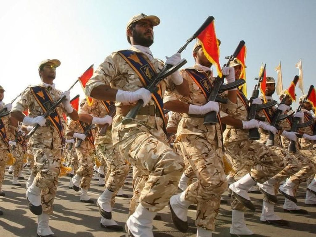 Arab Saudi Bongkar Sel Teroris yang Dilatih Garda Revolusi Iran