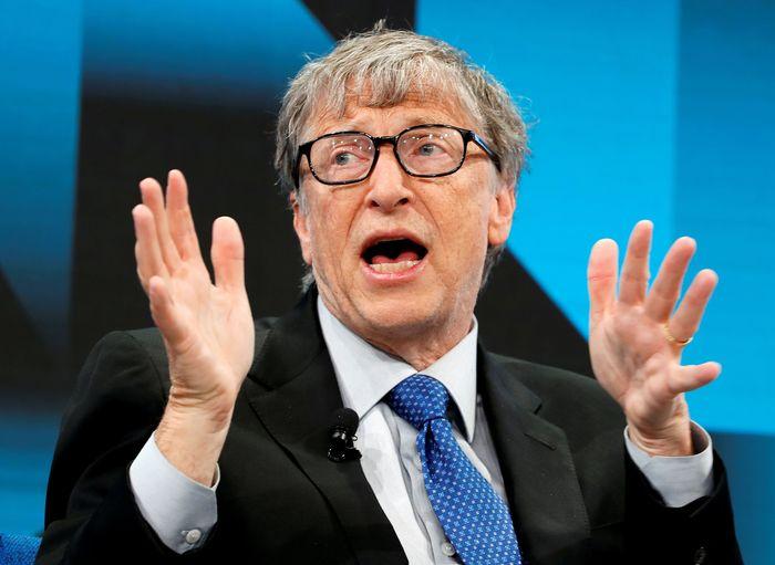 Bill Gates. Foto: Reuters