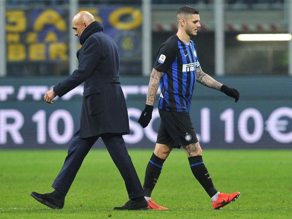 Ditunggu, Permintaan Maaf Icardi ke Inter Milan