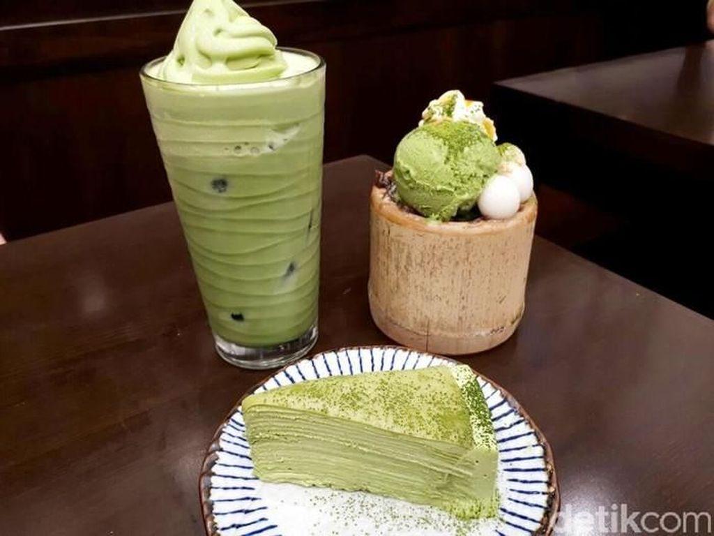 Rayakan Valentine, Yuk Cicip Kue Cokelat hingga Matcha di Kafe Ini!