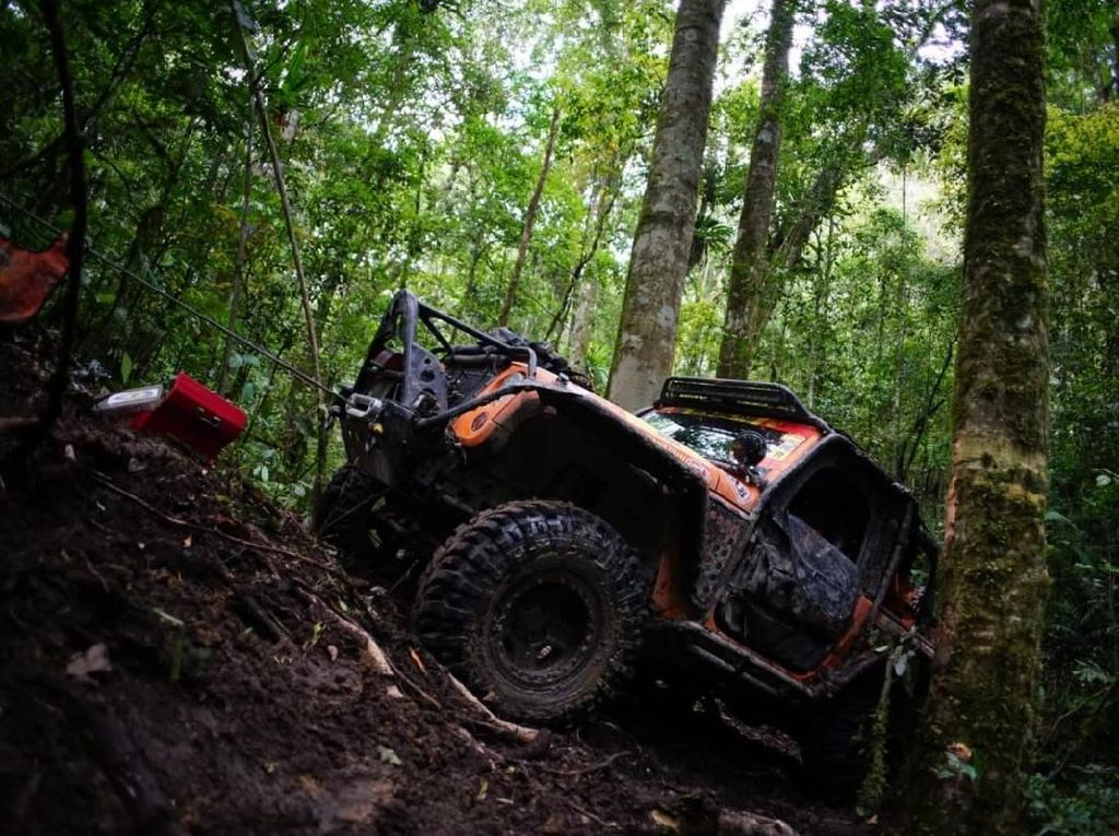 Indonesia Off-road Expedition 2019: Babak Belur di Brastagi