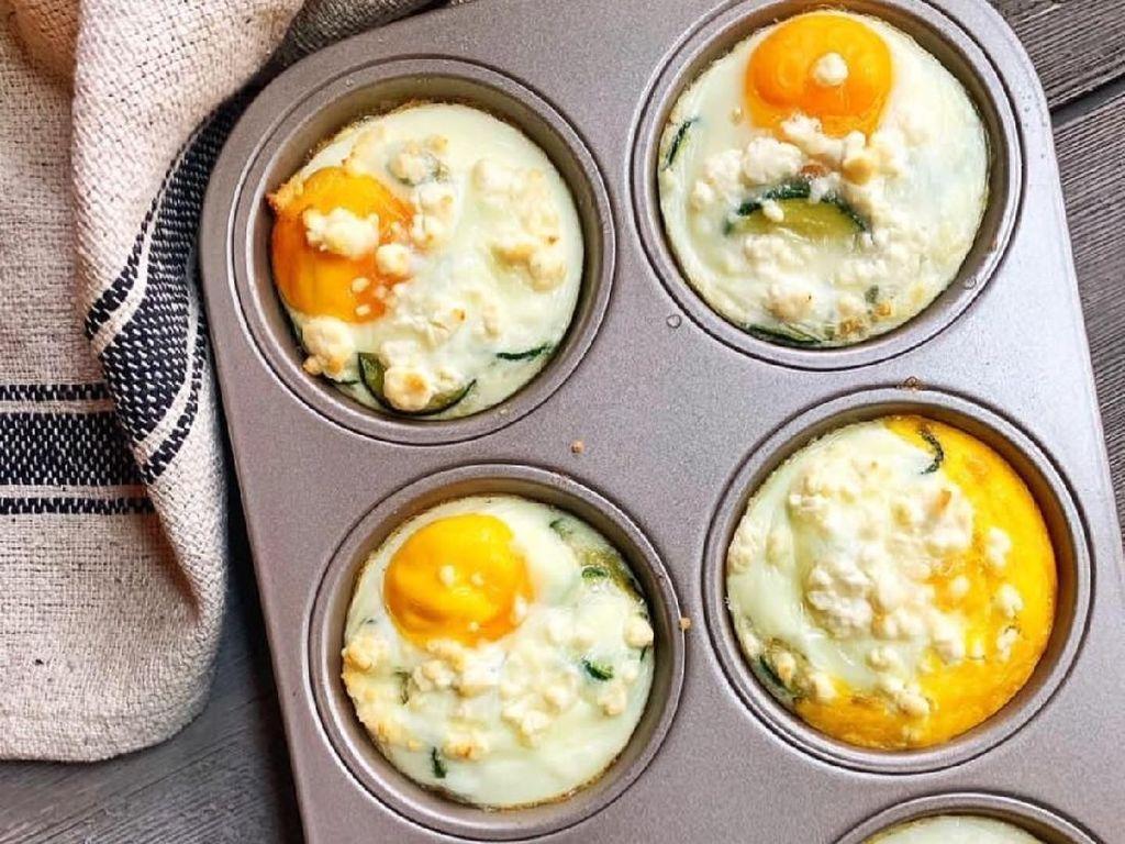 3 Resep Telur Tanpa Minyak yang Cocok Buat Sarapan Diet