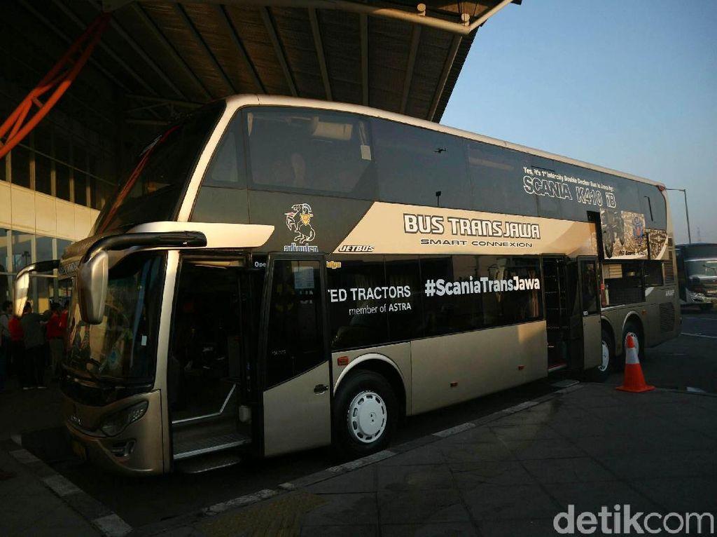 Promo Rp 50.000, Berapa Tarif Bus Trans Jawa Kalau Harga Normal?