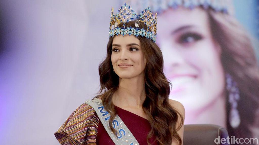 Foto: Intip Liburannya Miss World 2018, Vanessa Ponce