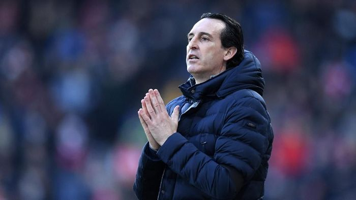 Manajer Arsenal, Unai Emery. (Foto: Gareth Copley/Getty Images)