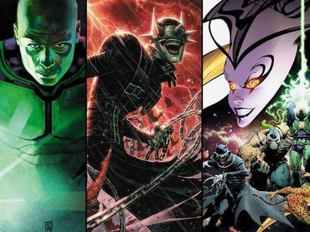 Bukan Superhero, Giliran Villain yang Kuasai Komik DC
