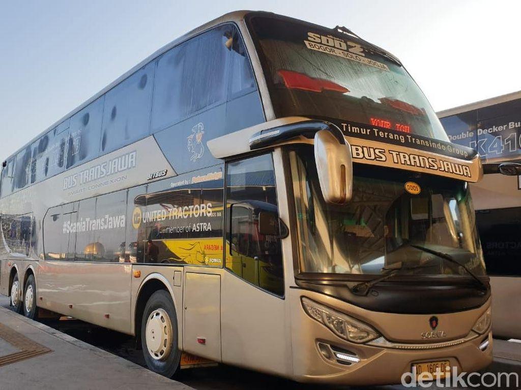 Cuma Rp 50 Ribu Bisa Naik Bus Tingkat Sampai Solo