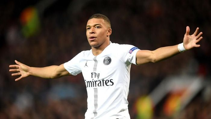 Kylian Mbappe mulai dikaitkan dengan Real Madrid. (Foto: Michael Regan/Getty Images)