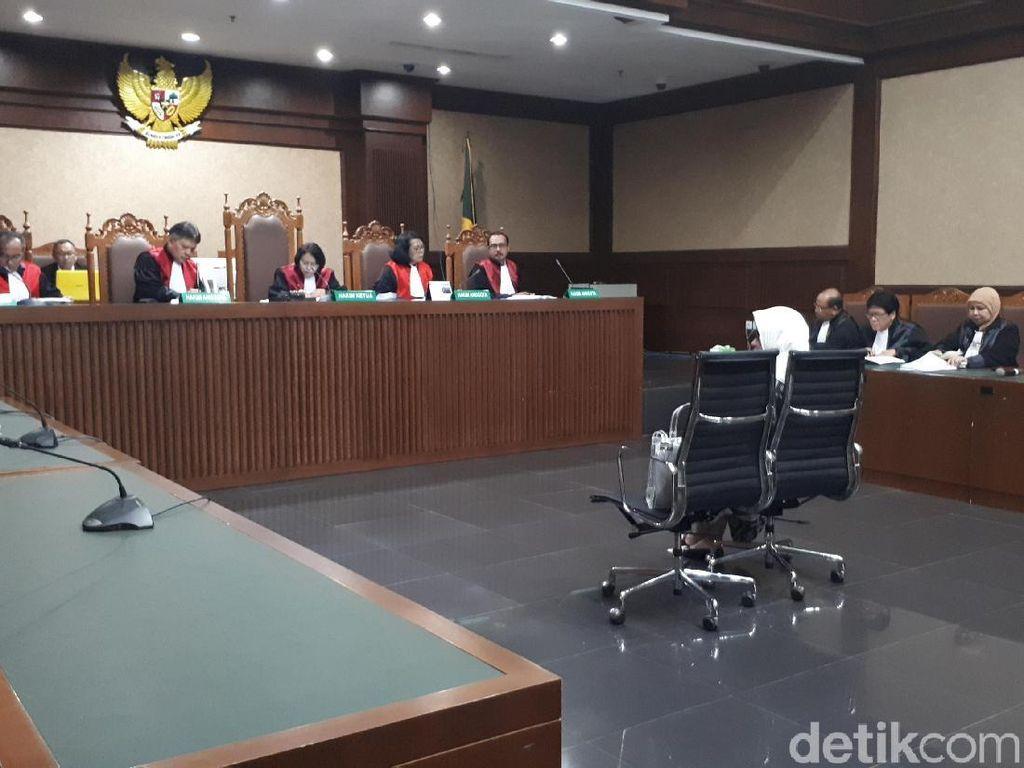 Jaksa Minta Hakim Tolak Keberatan Eks Bos Pertamina Karen