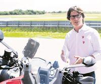 Motor listrik Ducati/Pierluigi Zampieri