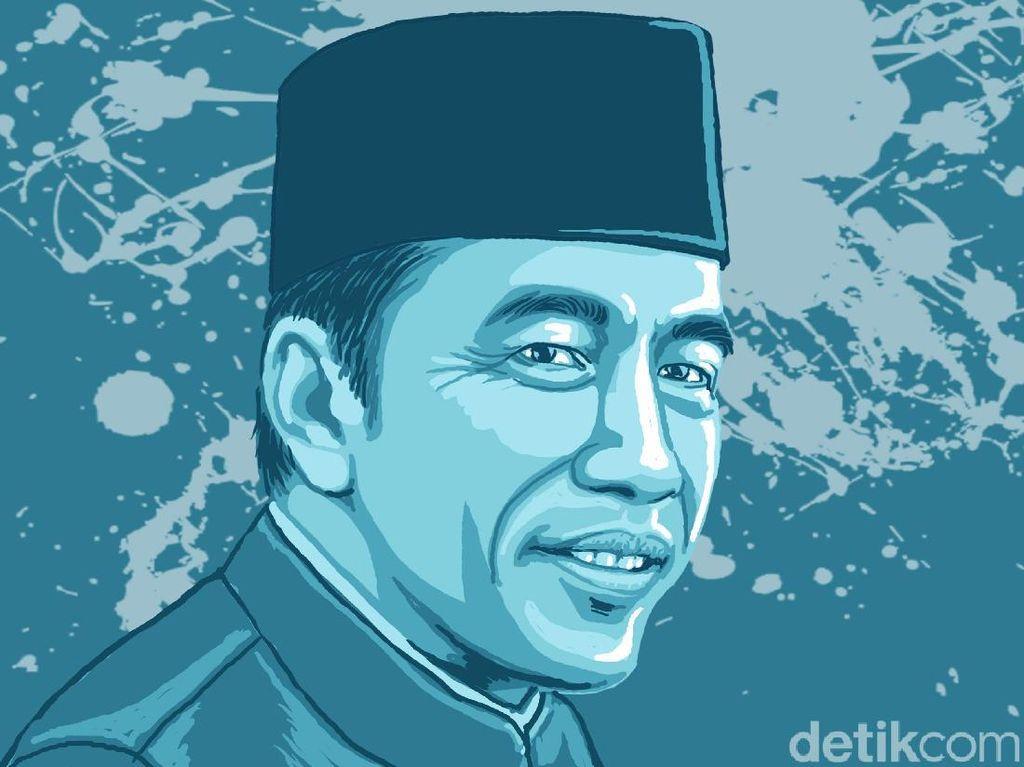 Kapan Omnibus Law Ciptaker Siap Jalan Pak Jokowi?