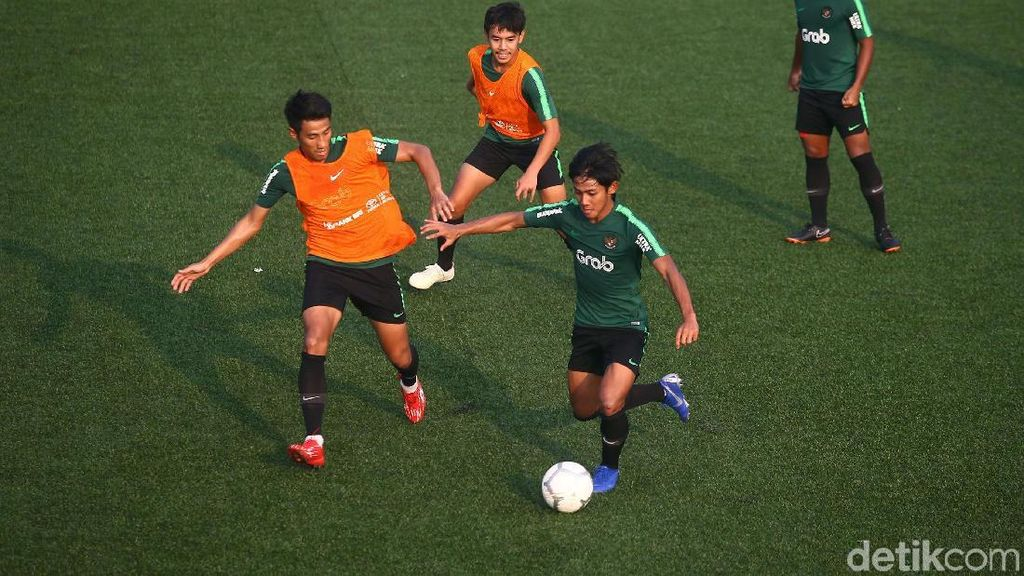 Ketum PSSI Jadi Tersangka, Timnas U-22 Jangan Sampai Terganggu
