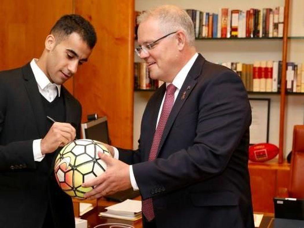 Hakeem al-Araibi ke Canberra Ucapkan Terima Kasih ke Pemerintah Australia