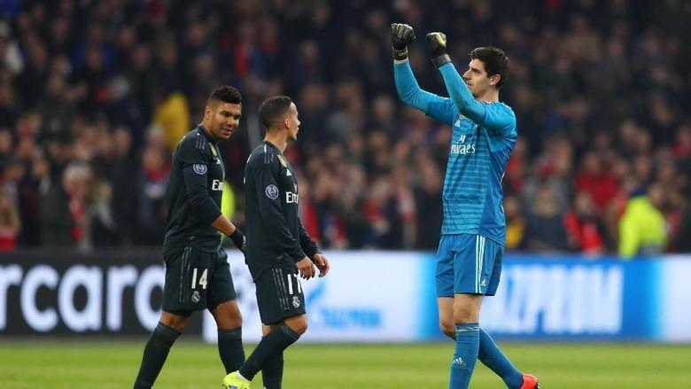 Madrid Cuma Menang Karena Kualitasnya