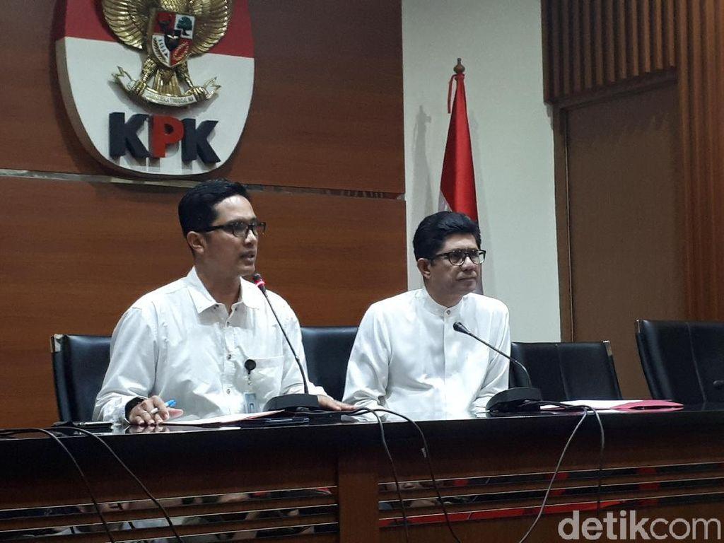 KPK Tetapkan Pengusaha Samin Tan Jadi Tersangka Suap