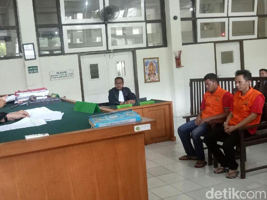 Tok! 5 Pengedar Sabu Jaringan Lapas di Sumsel Divonis 20 Tahun Bui