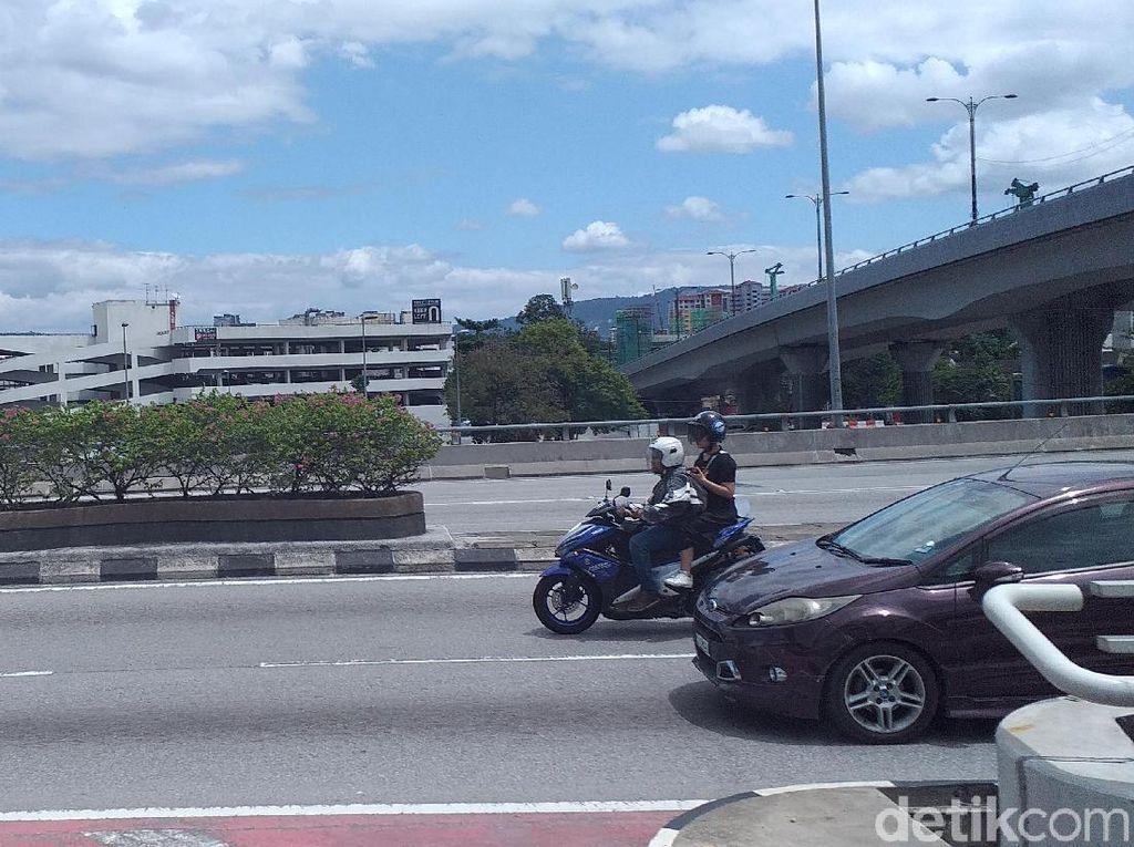 Motor Boleh Masuk Tol Sebaiknya untuk Perjalanan ke Luar Kota