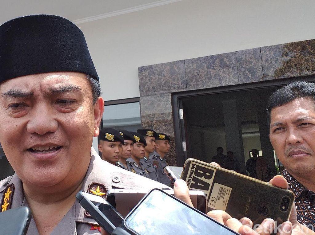 Polisi Cari Aktor Intelektual Perusakan Barang Bukti di Kantor PSSI