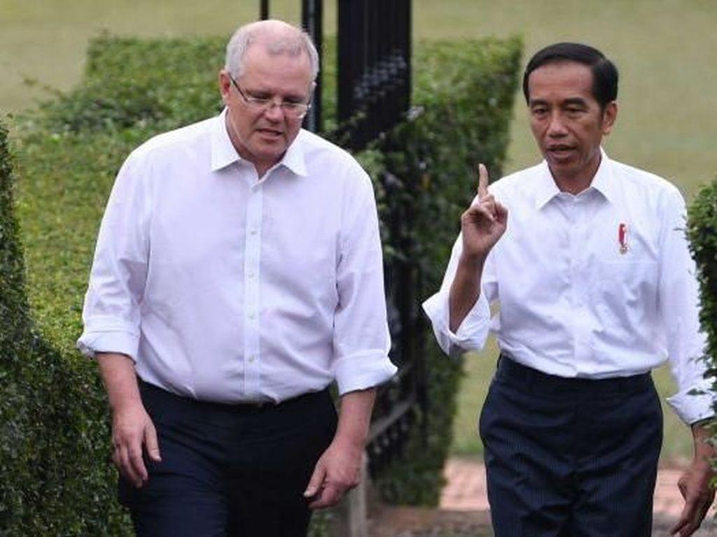 Australia-Indonesia Akan Teken Perjanjian Perdagangan Bebas Sebelum Pemilu