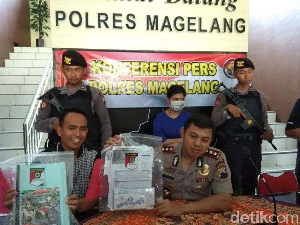 Tilep Uang Nasabah, Ketua Koperasi di Magelang Dibekuk Polisi