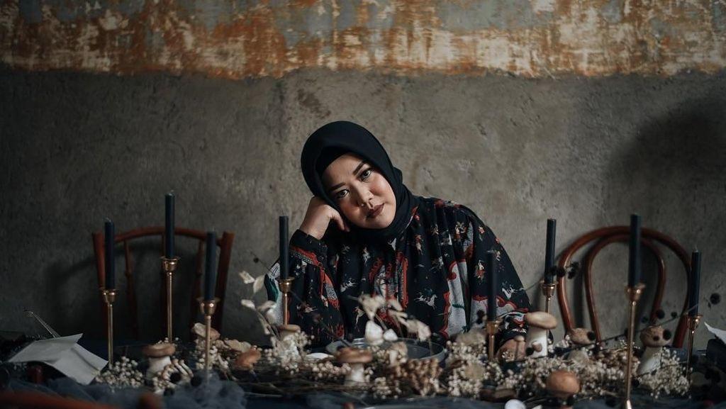 Foto: Preweding Misterius Ala Risa Saraswati, Bikin Bulu Kuduk Berdiri