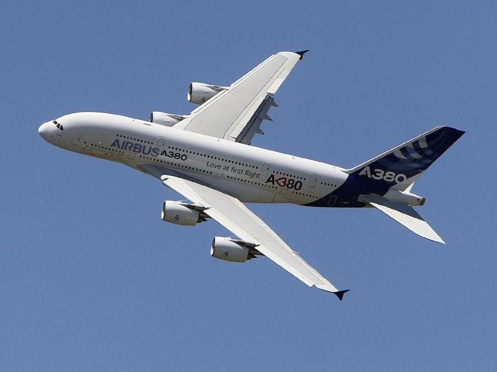 Airbus Akan Suntik Mati Pesawat Superjumbo A380