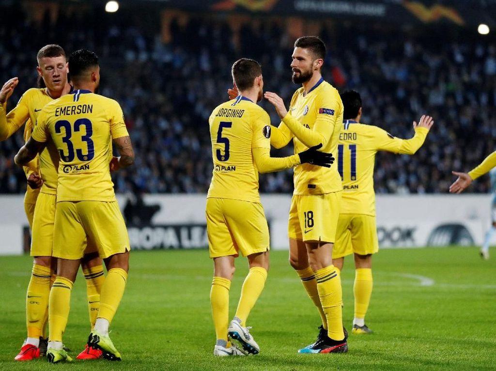 Gol Malmo di Menit-menit Akhir yang Berpotensi Membahayakan Chelsea