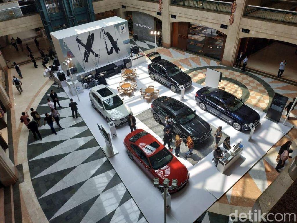 Beli Mobil BMW, Bea Balik Nama Dibayarin