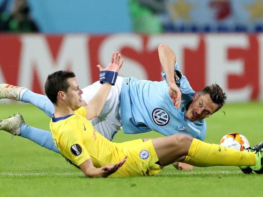 Trofi Liga Europa Dipersiapkan Jadi Penyelamat Musim Chelsea
