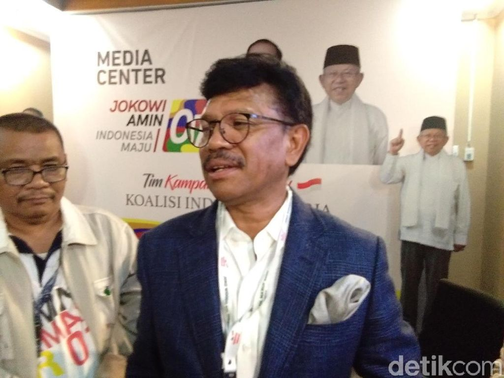 Jokowi Unggul di Survei LSI, TKN: Pertegas Keunggulan, Kami Kawal