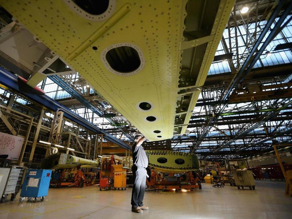 Batal Disuntik Boeing, Pabrik Pesawat Embraer Diguyur Rp 8,4 T