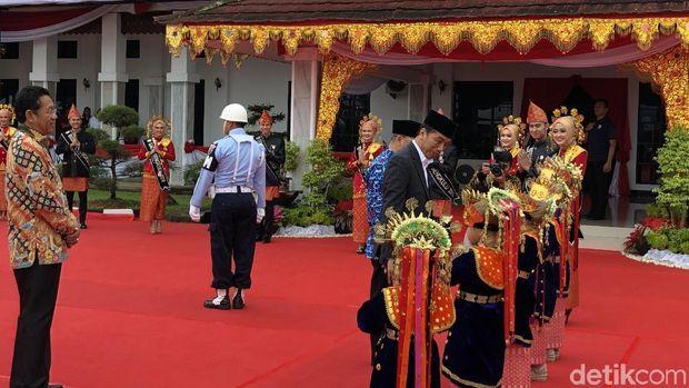 Jokowi Bertolak ke Bengkulu, Hadiri Tanwir Muhammadiyah