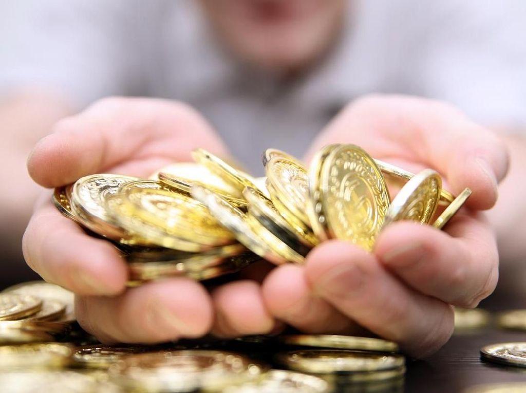Investasi Emas Mulai dari Rp 5.000 Perak, Emang Bisa?