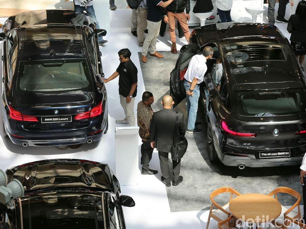 BMW Exhibition 2019