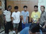 Pelaku Pembacokan Sadis di Makassar Ditembak Polisi