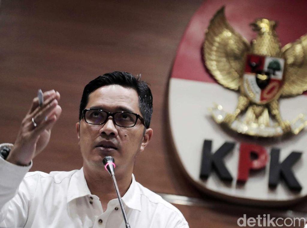 KPK Panggil Wali Kota Tasikmalaya Tersangka Suap Eks Pejabat Kemenkeu
