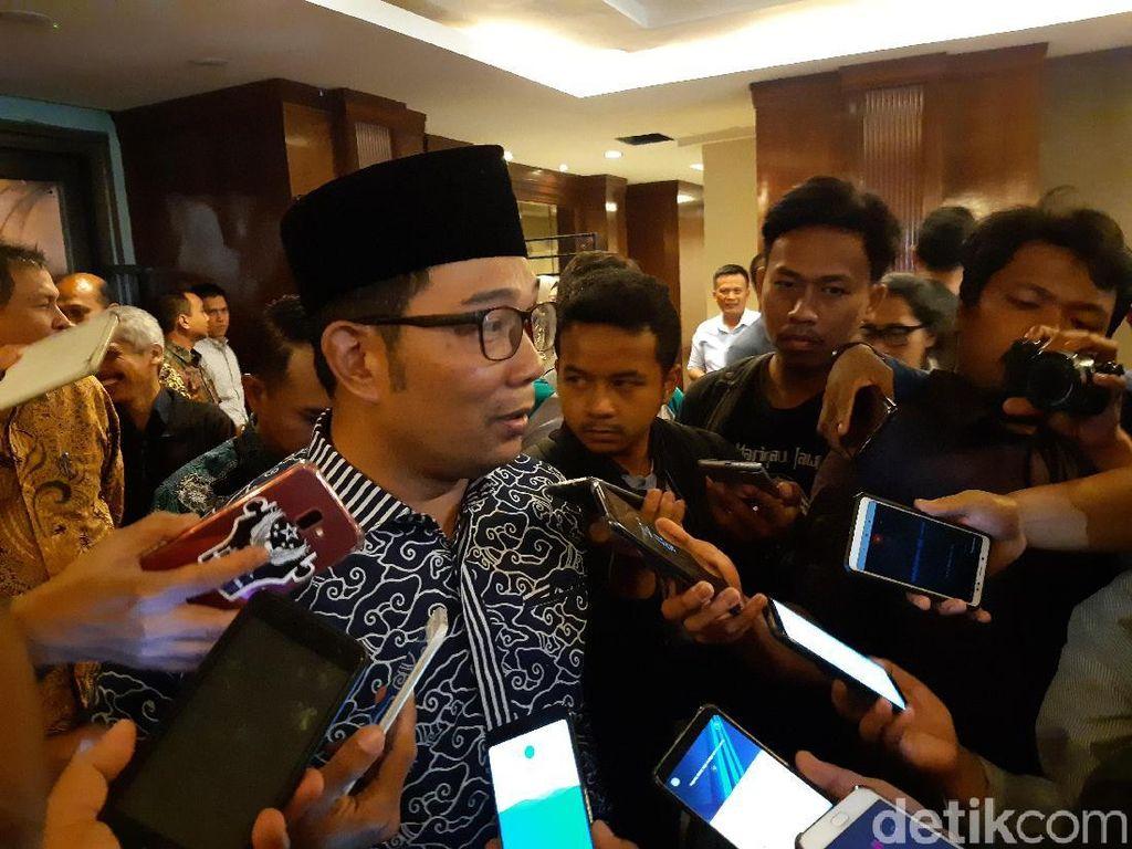 Gubernur se-Indonesia Minta Naik Gaji, Ridwan Kamil Mengaku Cukup