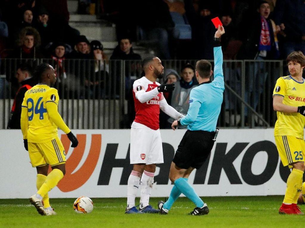 Penampilan Terburuk Arsenal di Bawah Kendali Emery