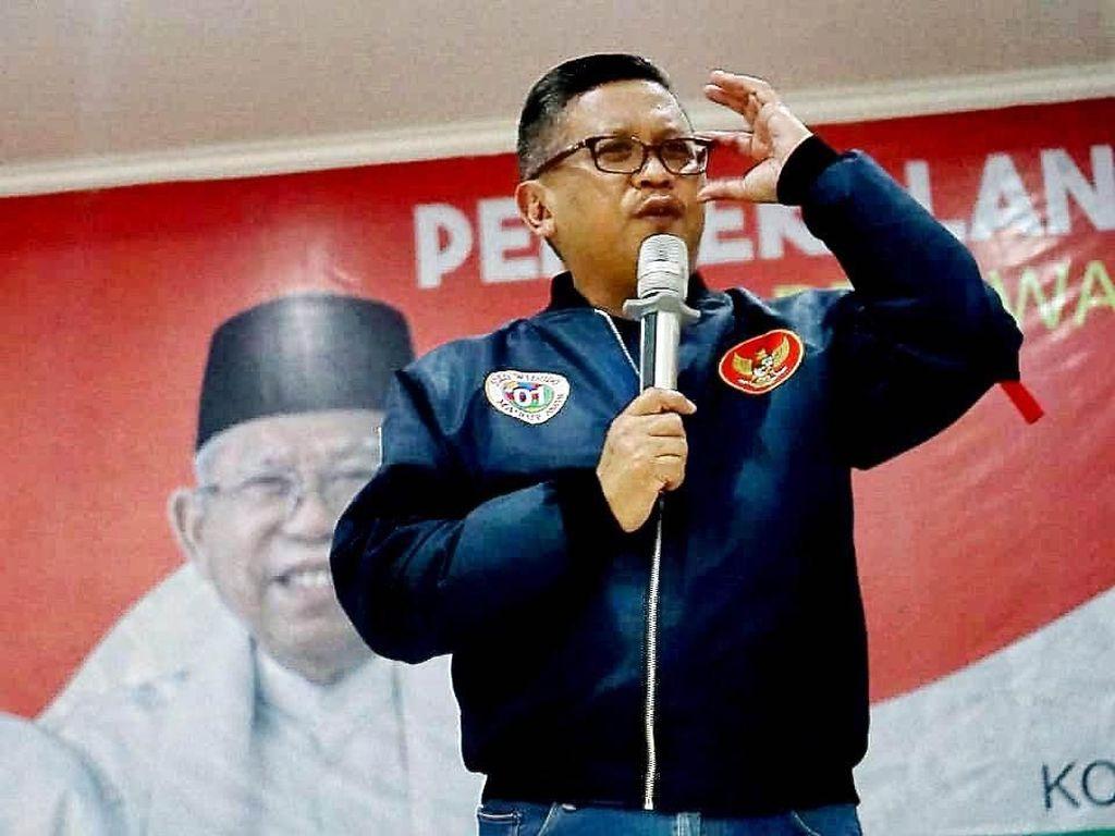 DPP Arus Bawah Jokowi Gelar Pembekalan