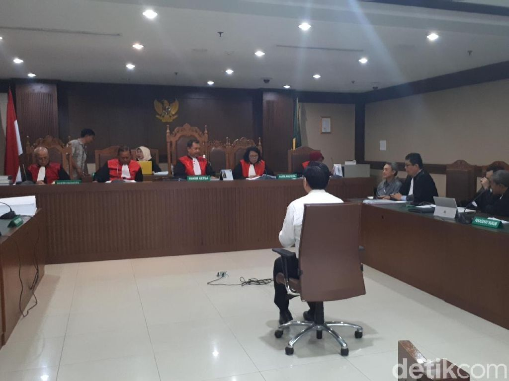 Jaksa Keberatan Pendeta Ini Jadi Saksi Meringankan Sidang Eddy Sindoro