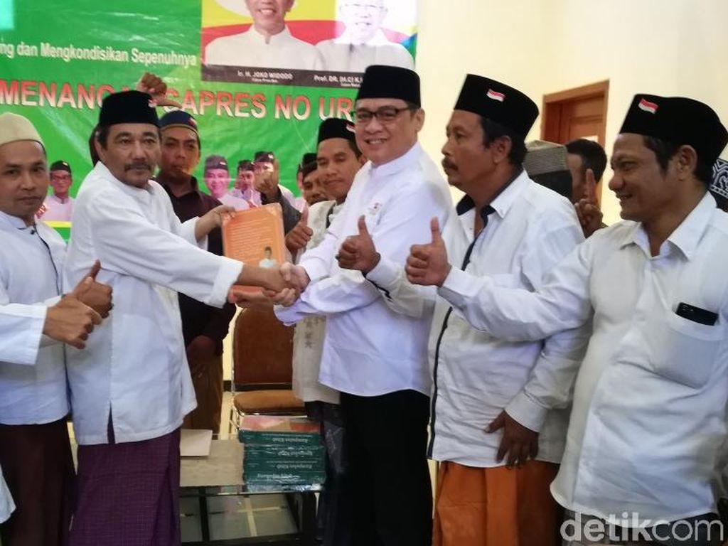 Suara Jokowi di Pasuruan dan Probolinggo Siap Dimenangkan Barisan Ini