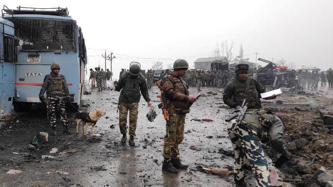 Berita 5 Paramiliter Tewas dalam Serangan Kelompok Militan di India Rabu 26 Juni 2019
