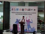 Anies Pastikan GOR Milik DKI Jakarta Gratis untuk Siswa Penerima KJP