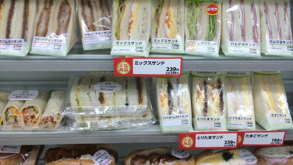 10 Jajanan Enak yang Wajib Dicoba di 7-Eleven Jepang