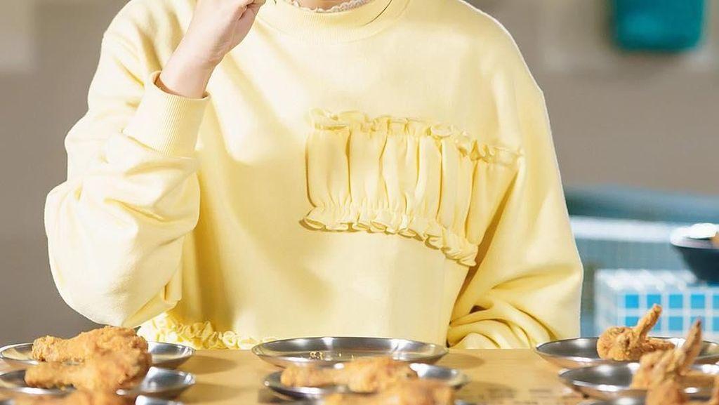 Bermain Drama Best Chicken, Ini Momen Seru Kim So Hye Saat Makan