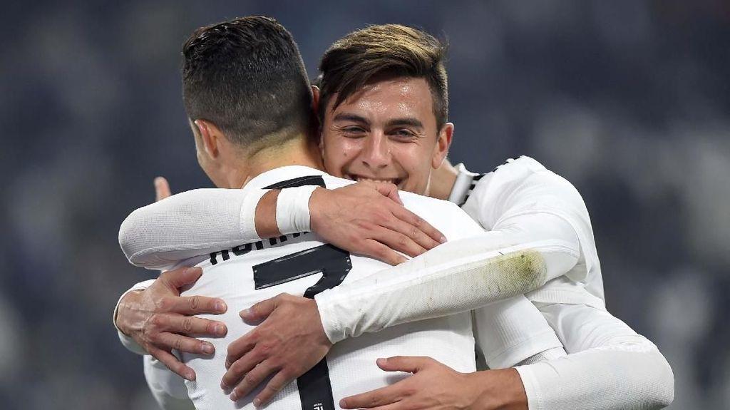 Preview Atl Madrid vs Juventus: Mematikan Ronaldo Saja Tak Akan Cukup untuk Atletico
