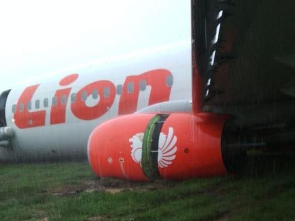 Fakta-fakta Tergelincirnya Lion Air di Pontianak